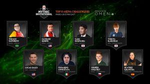Top 8 Challengers
