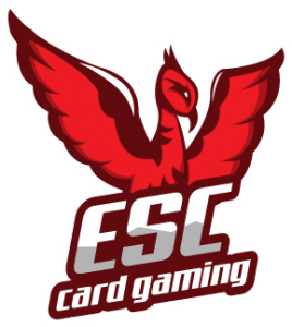 ESC Card Gaming Phoenix Logo