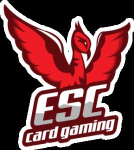 ESC Card Gaming Phoenix Logo