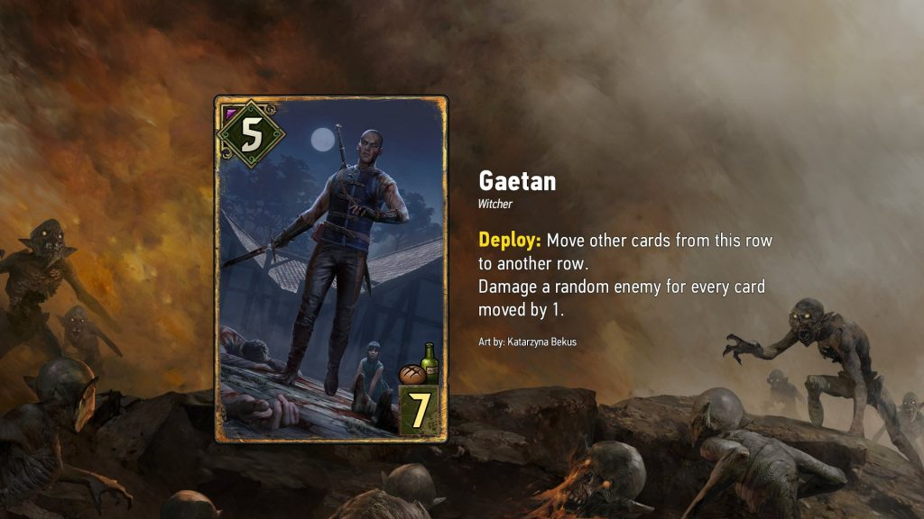 WayoftheWitcher Top 3 Carte gaetan