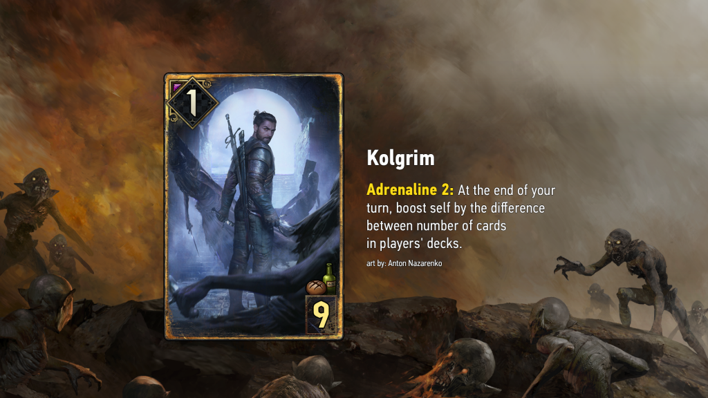 WayoftheWitcher Top 3 Carte kolgrim
