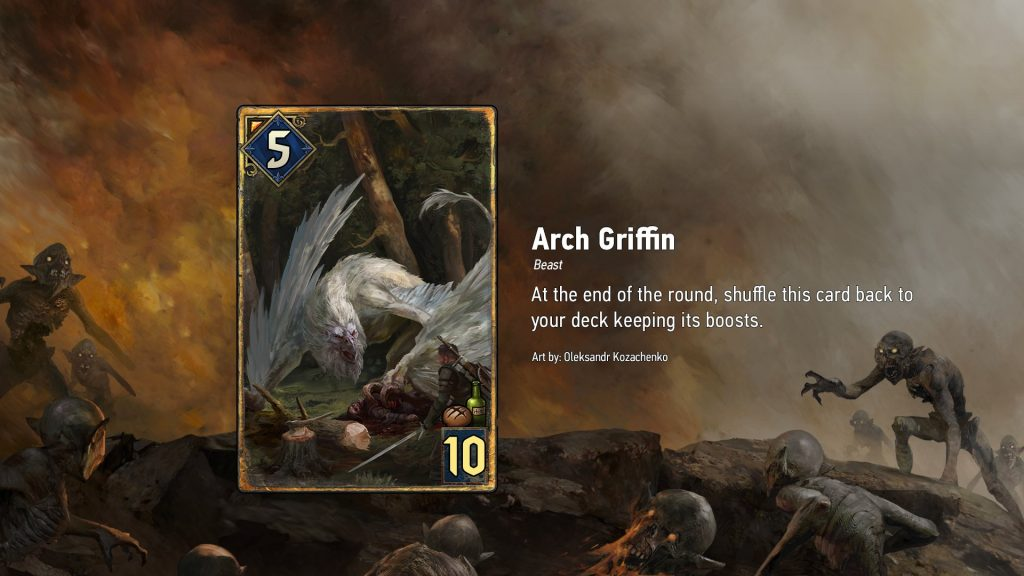 WayoftheWitcher Top 3 Carte archgriffin