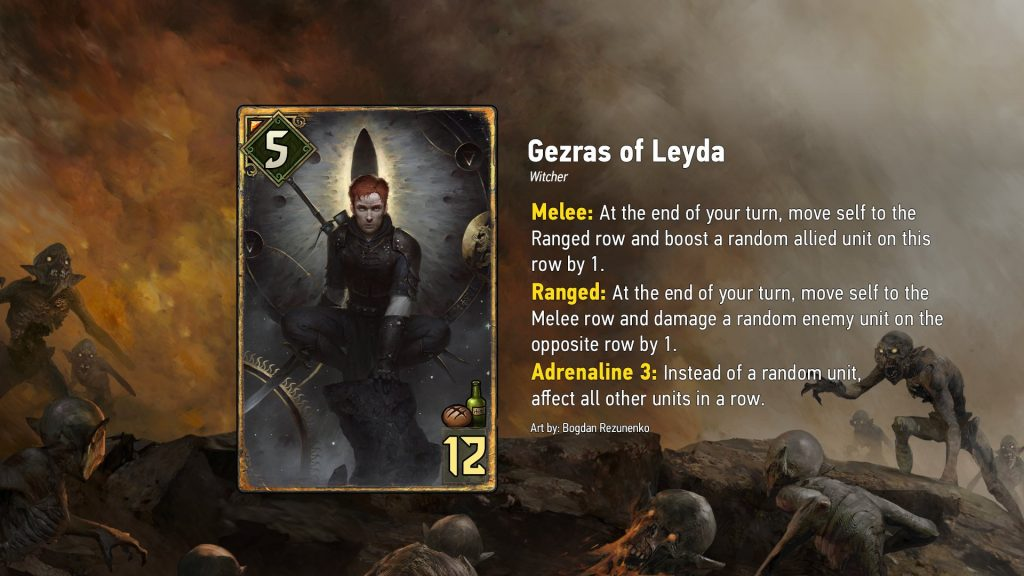 WayoftheWitcher Top 3 Carte gezras